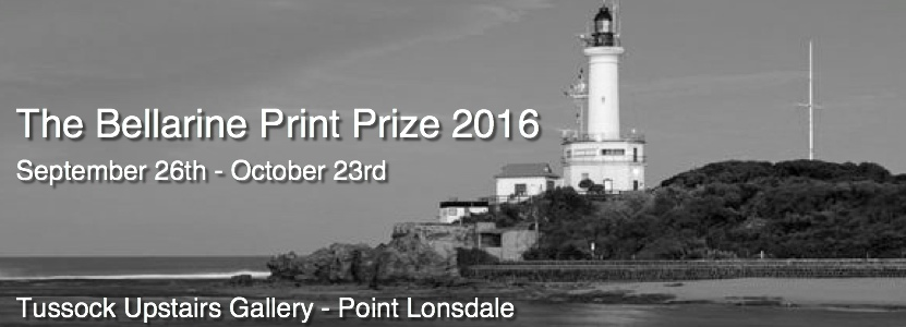Bellarine Print Prize 16
